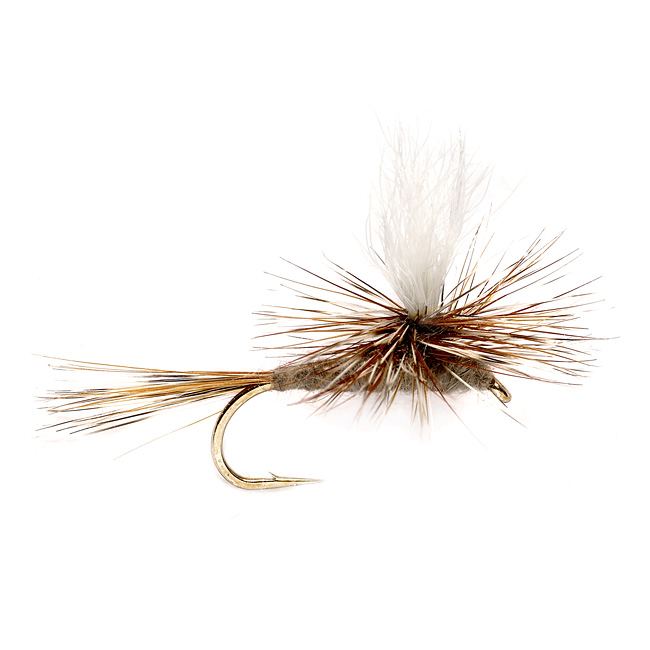 Adams Parachute Dry Fly #14